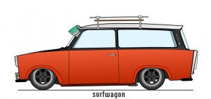 it guerilla surfwagon